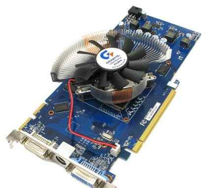 Видеокарта Gigabyte Radeon HD 3870
