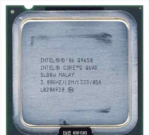 Процессор Intel Q9650