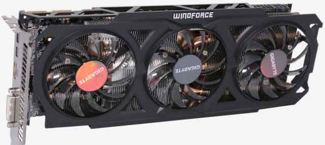Gigabyte Radeon R9 280X Windforce