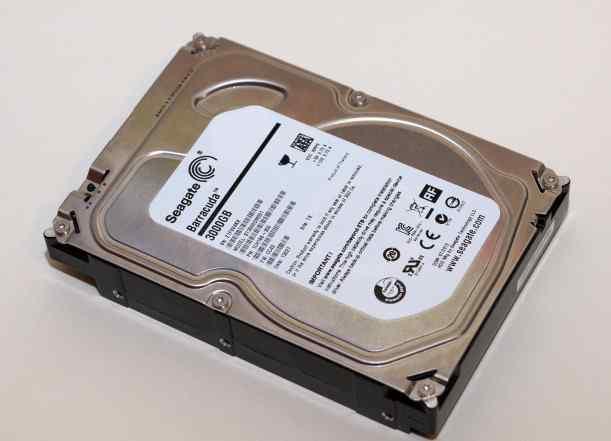 Жесткий диск Seagate ST300DM001