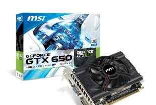 Видеокарта PCI-E MSI N650-1GD5.1GB gddr5