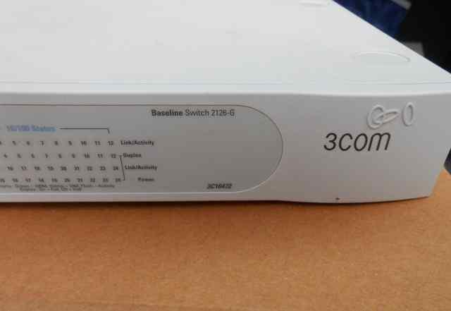 коммутатор 3COM Baseline Switch 2126-G