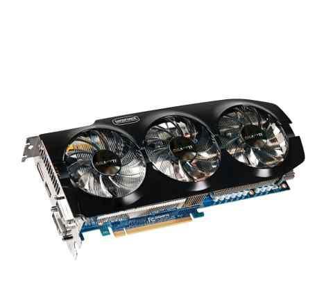GTX 670 Gigabyte GV-N670OC-2GD