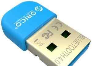 Orico Bluetooth 4.0 USB Адаптер BTA-403 (синий)