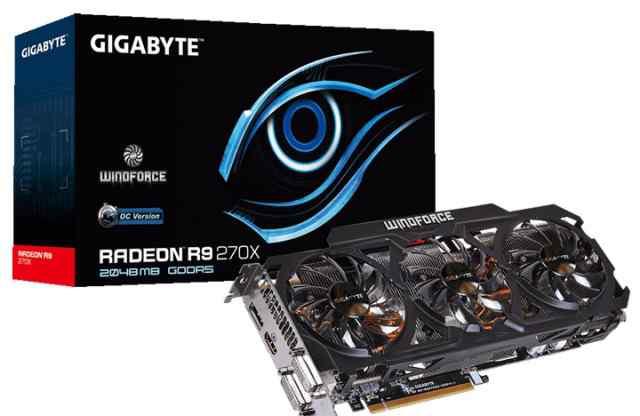 Gigabyte Radeon R9 270XOC