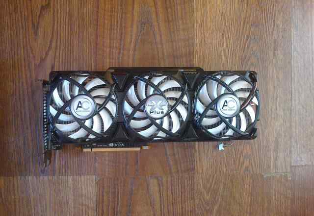 Видеокарта Zotac nvidia GeForce GTX 560 Ti 2GB 2гб