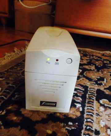 Ups Powerman back pro 600 plus