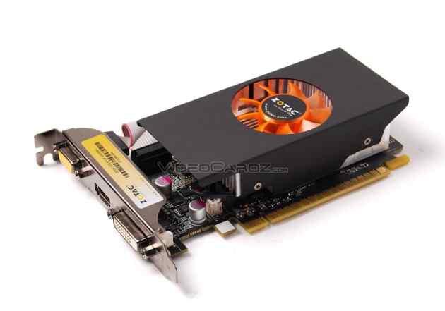 Видеокарта zotac GTX 750 - Ti