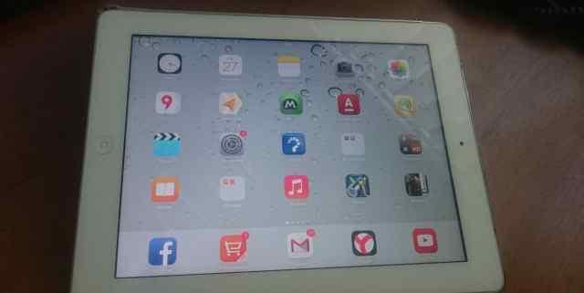 Apple iPad 3 64Gb Wi-Fi+ 3G Retina display white