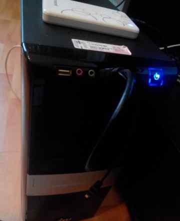 Компьютер Intel Core i3-2100 3.1GHz/4Gb/500Gb/win7