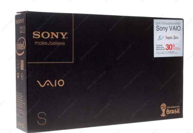 Sony Vaio SVS1313V9RB Win7/Win8 новый в упаковке