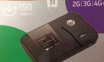Мобильный роутер Мегафон MR100-3