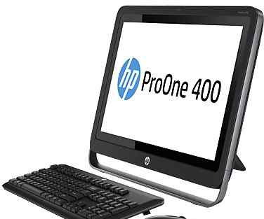 Моноблок HP ProOne 400 All-in-One (D5U16EA)