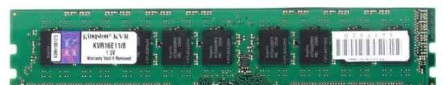 Kingston DDR3 ECC KVR16E11/8