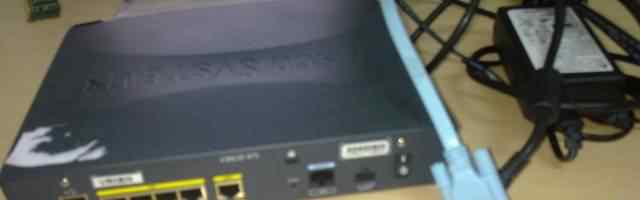 Cisco 871-K9 128/52