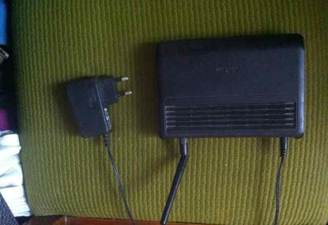 Wifi роутер asus 520-GC