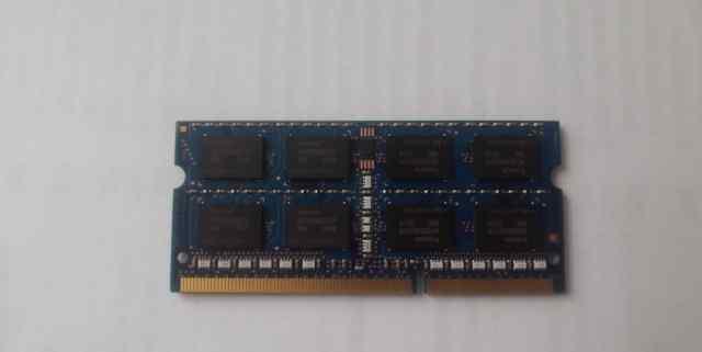 Hunix 4gb SO-dimm 1600мгц DDR3 hmt351s6cfr8c-pb