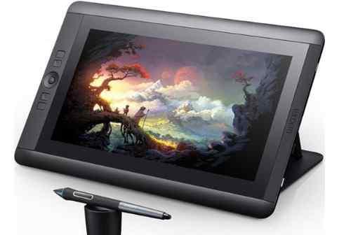 Графический планшет Wacom Cintiq 13HD (DTK-1300)