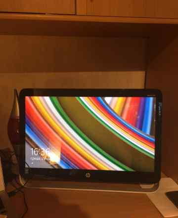 Сенсорный Моноблок HP Pavilon 23p001nr full hd Int