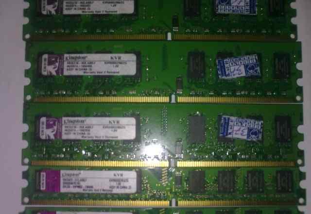 DDR II 800 2Gb (Зеленоград)