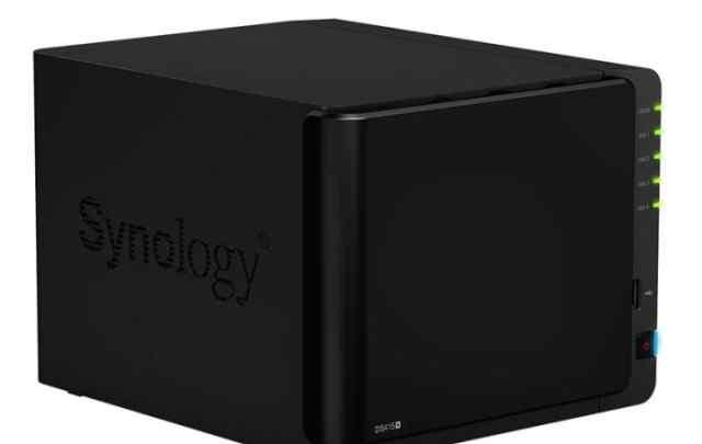 Новый NAS сервер Synology DS415+