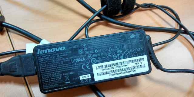 Блок питания от ноутбука Lenovo G500