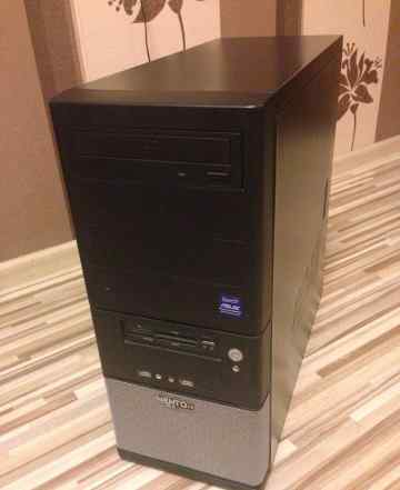 Компьютер (Core 2 Duo 3GHz, 4Gb, GTS 450 1Gb)