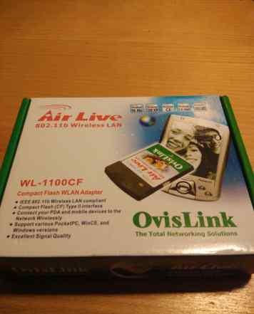 Compact Flash wlan (WiFi) Adapter