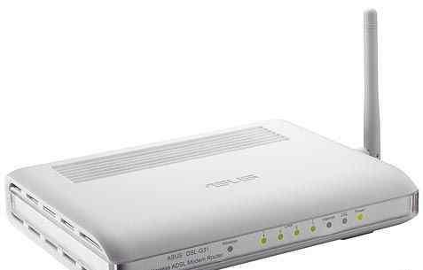 Wi-Fi роутер Asus GSL-G31