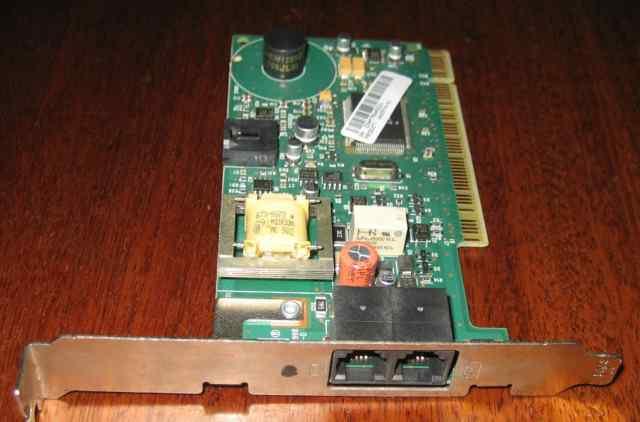 Модем US Robotics 56k (dial-up) внутренний PCI