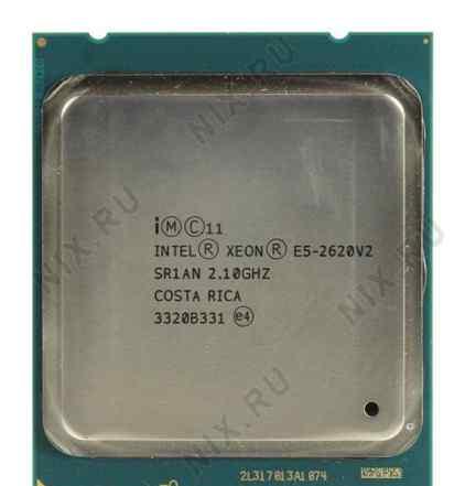 Серверный комплект мать+ xeon 2620v2+ 32Gb DDR3