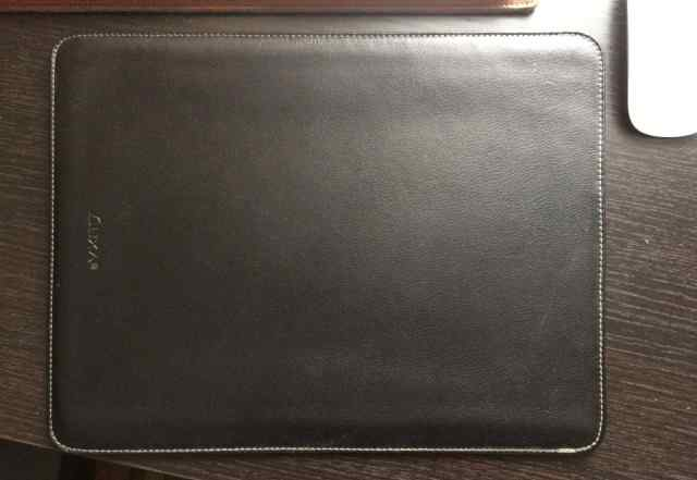 Кожаный чехол-папка Luxa2 для MacBook Air 13
