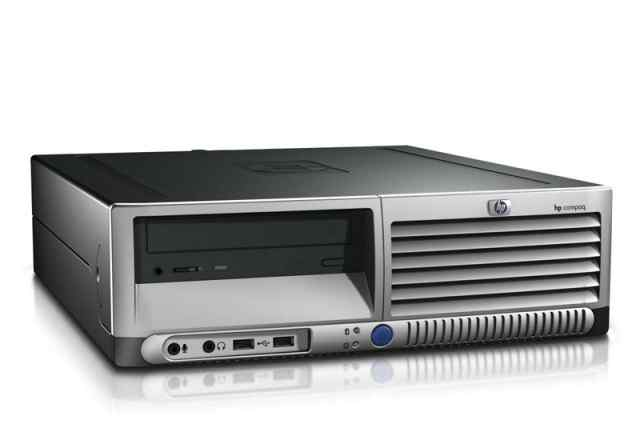 Системные блоки HP Compaq
