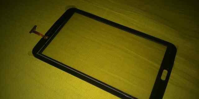 Стекло сенсорное для Samsung Tab 3 (7.0