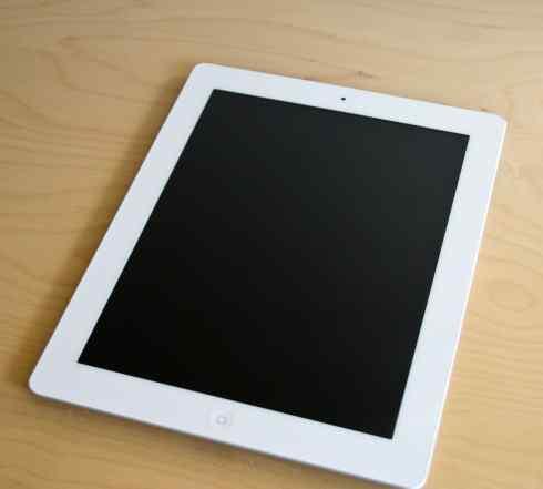 iPad 4 32gb Wi-fi White в отличном состоянии