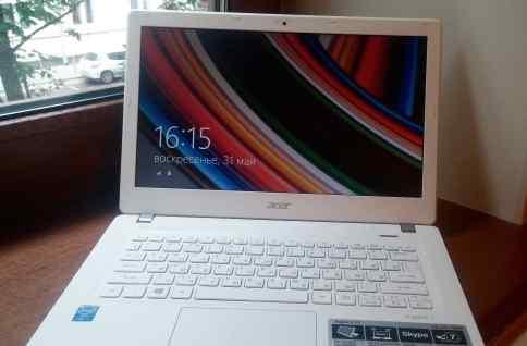 Ноутбук acer v3 13
