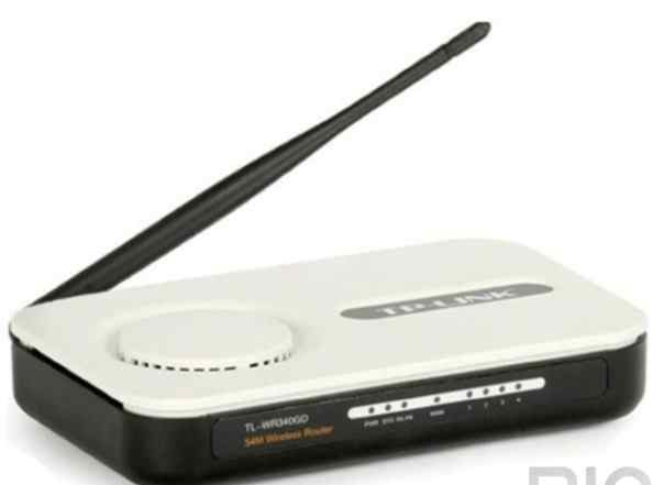 Роутер TP-Link TL-WR340GD ver3.1