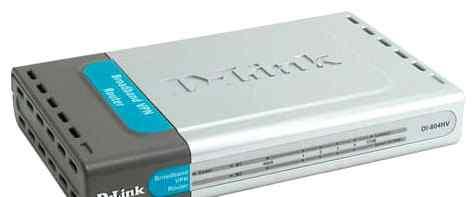 Роутер D-link DI-804HV новый в коробке