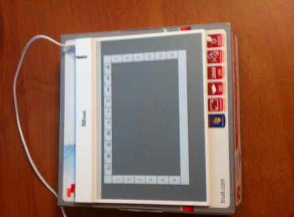 Графический планшет Trust Widescreen Mini Tablet