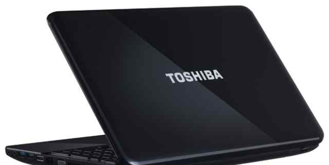 Ноутбук Toshiba Satellite L850 (Чёрный)
