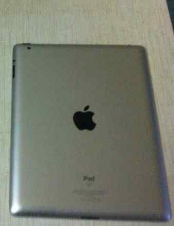 Обменяю iPad или