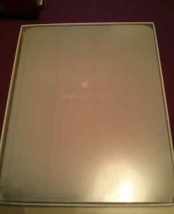 Apple iPad Smart Case MD455ZM/A (iPad 2 iPad 3)