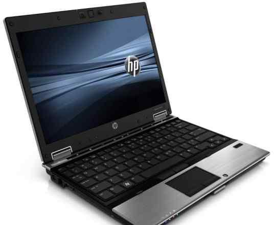 Бизнес ноутбук HP 2540p i7