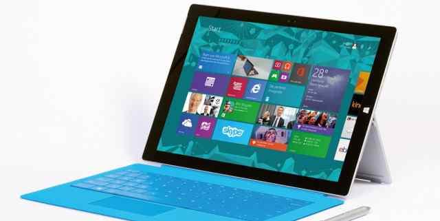 Microsoft Pro 3 I7 256GB