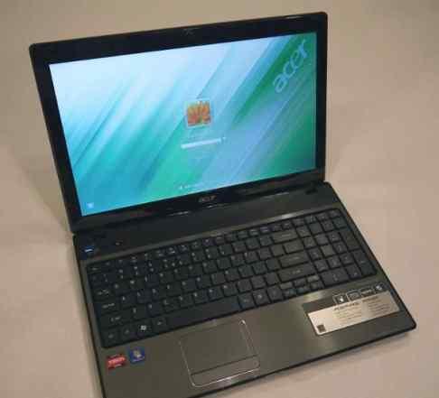 Acer 5551g 3ядра 3гиг 1.7 гиг видео