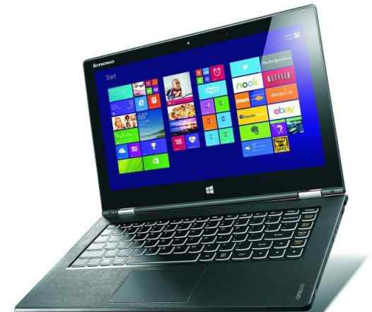 Lenovo Yoga 2 PRO в максимальной конфигурации