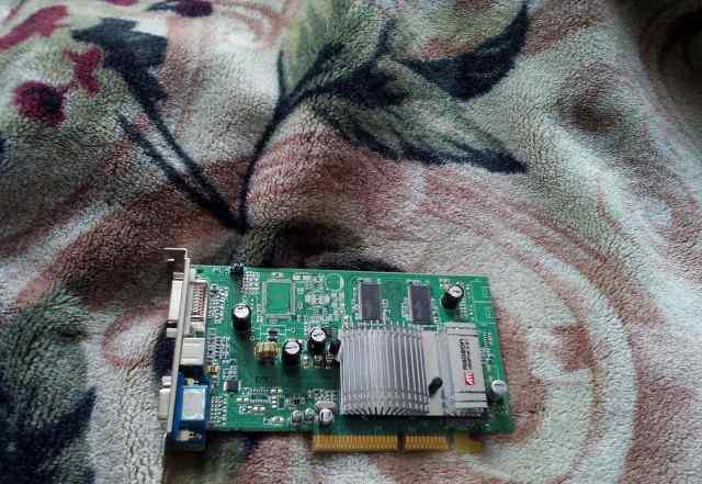 Radeon 9600 AGP