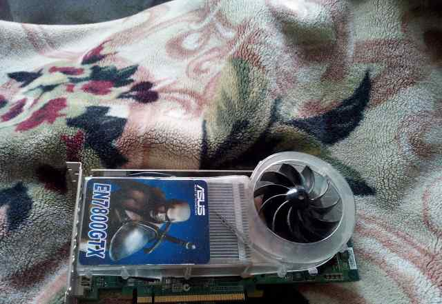 GeForce 7800 GTX Asus