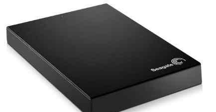 Внешний жесткий диск 2Tb Seagate Expansion Б/У