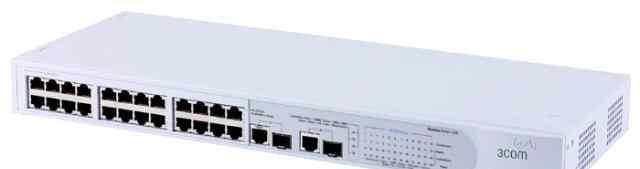 Switch 3Com Baseline 2226 +